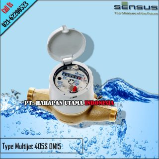 SENSUS MULTIJET 405S DRY DIAL MULTIJET WATER METER SENSUS