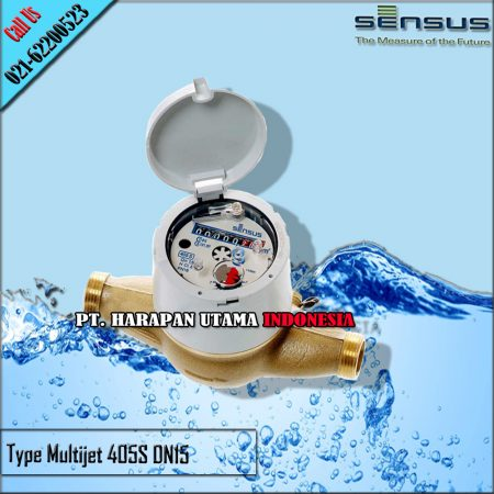 SENSUS MULTIJET 405S DRY DIAL MULTIJET WATER METER SENSUS