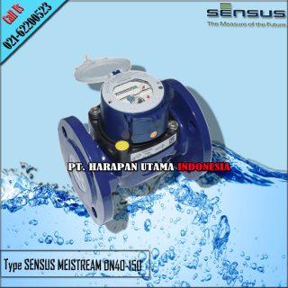 Jual Meteran Air Sensus Meistream Size 1 1/2 Inch (DN40mm) PN40 MeiStream Bulkmeter for cold potable water DN 40…150 PN 40